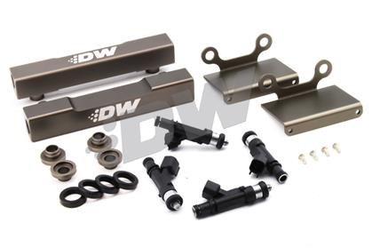 Listwa paliwowa DW 6-104-0850 Subaru STI WRX + Wtryskiwacze - GRUBYGARAGE - Sklep Tuningowy